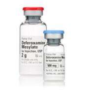 Desferal (deferoxamine)