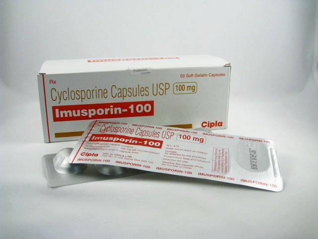 Generic Cyclosporine 100 Mg