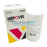 Hepcvel (sofosbuvir + velpatasvir)